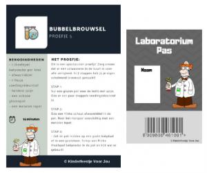 laboraorium pas