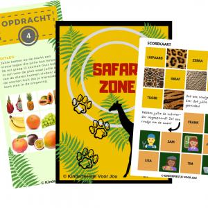Safari Feestje