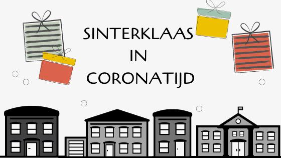 Sinterklaas in Coronatijd